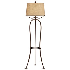 Pacific Coast Lighting Floor Lamps Ellerby Floor Lamp