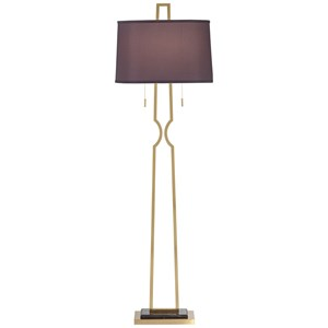 Pacific Coast Lighting Floor Lamps Contemporary Metal Floor Lamp