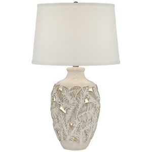 Pacific Coast Lighting Table Lamps Palm Bay Table Lamp
