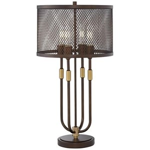 Pacific Coast Lighting Table Lamps Harvey Table Lamp