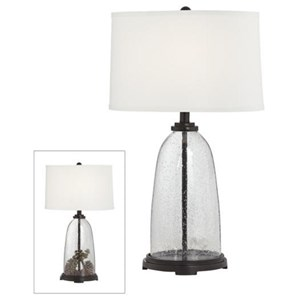Pacific Coast Lighting Table Lamps Emerson Gray Table Lamp