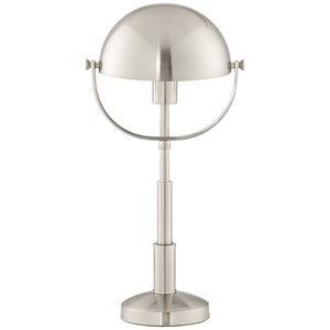 "Pacific Coast Lighting Table Lamps 20.5"" All Metal Lamp"