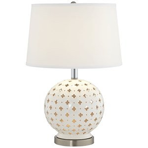 Pacific Coast Lighting Table Lamps Ceramic & Metal Lamp