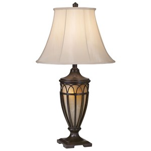 Pacific Coast Lighting Table Lamps Lexington Table Lamp-Bronze