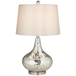 Pacific Coast Lighting Table Lamps Mercure Glass Table Lamp