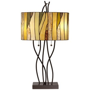 Pacific Coast Lighting Table Lamps Oak Vine Table Lamp