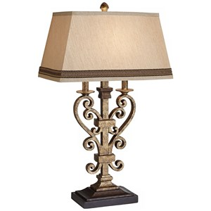 Pacific Coast Lighting Table Lamps Odessa Table Lamp