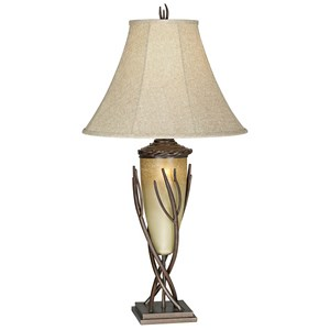 Pacific Coast Lighting Table Lamps El Dorado Table Lamp