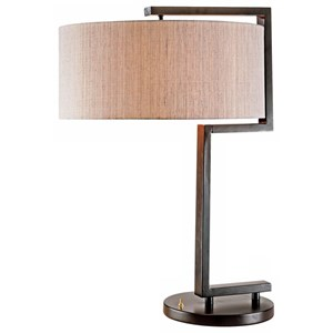Pacific Coast Lighting Table Lamps The Urbanite Table Lamp