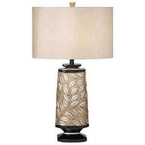 Pacific Coast Lighting Table Lamps Kathy Ireland Marrakesh Garden Table Lamp