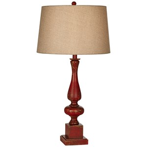 Pacific Coast Lighting Table Lamps Chesire Country Table Lamp