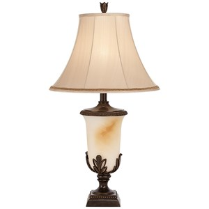 Pacific Coast Lighting Table Lamps Kig Garden Blossom Table Lamp
