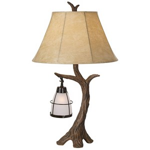 Pacific Coast Lighting Table Lamps Mountain Wind Collection Lamp