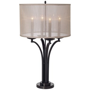 Pacific Coast Lighting Table Lamps Kig Pennsylvania Country Lamp