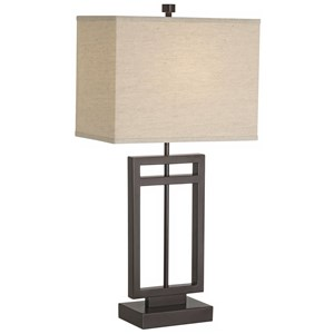 Pacific Coast Lighting Table Lamps Central Loft Table Lamp
