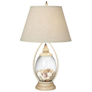 Pacific Coast Lighting Table Lamps Seascape Reflections Table Lamp