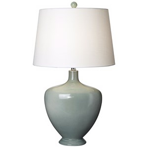 Pacific Coast Lighting Table Lamps Ivanhall - Seafoam Table Lamp