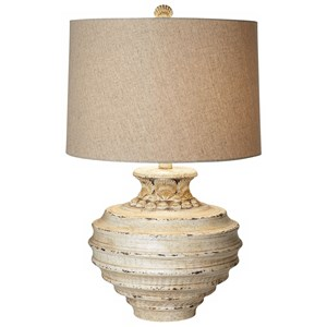 Pacific Coast Lighting Table Lamps Ocean Crown Table Lamp