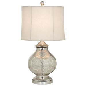 Pacific Coast Lighting Table Lamps Kathy Ireland Manhattan Modern Table Lamp