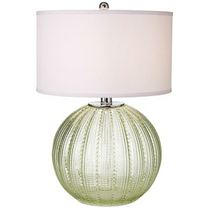 Pacific Coast Lighting Table Lamps 87 262 G7 Pine Cone Glow Table