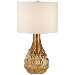 Lamps livingston onalaska trinity coldspring corrigan pacific coast lighting table lamps bumble vase gold mercury table lamp aloadofball Gallery