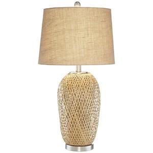 Pacific Coast Lighting Table Lamps Kathy Ireland Makani Table Lamp