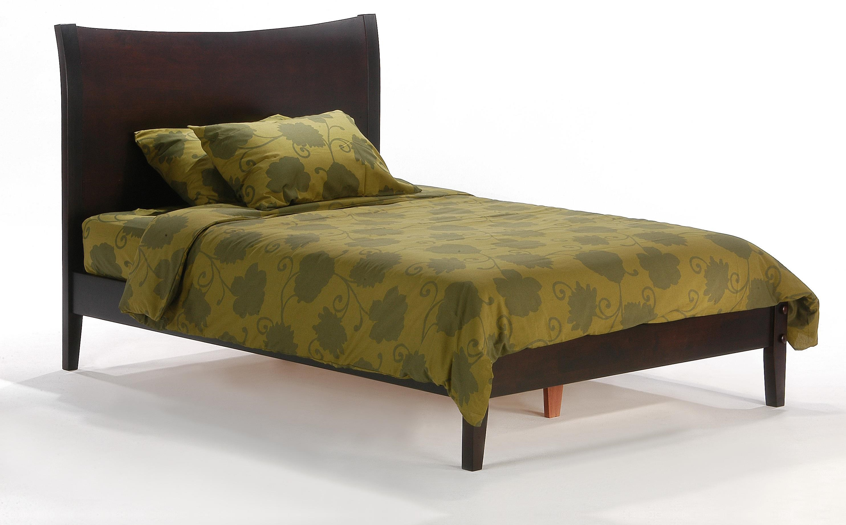 Blackpepper - Chocolate Cal King Bed by Pacific Manufacturing at SlumberWorld