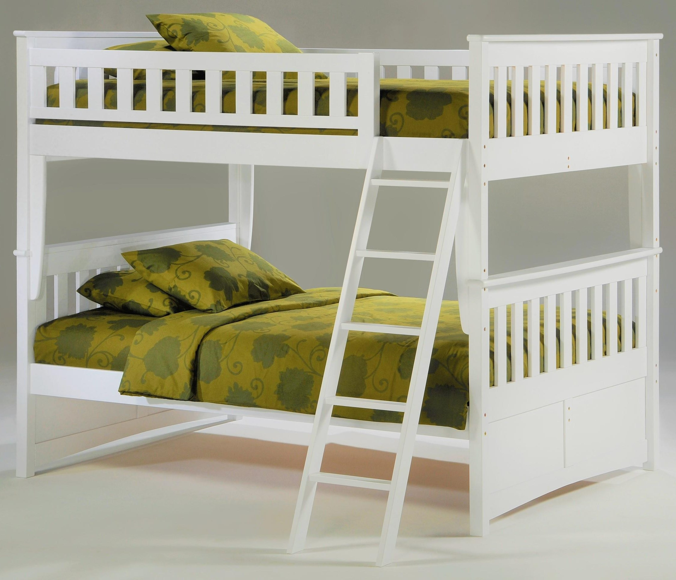 Spice Full/Full Bunkbed by Night & Day Furniture at HomeWorld Furniture
