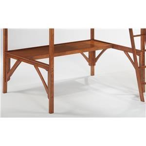 Straight Loft Desk