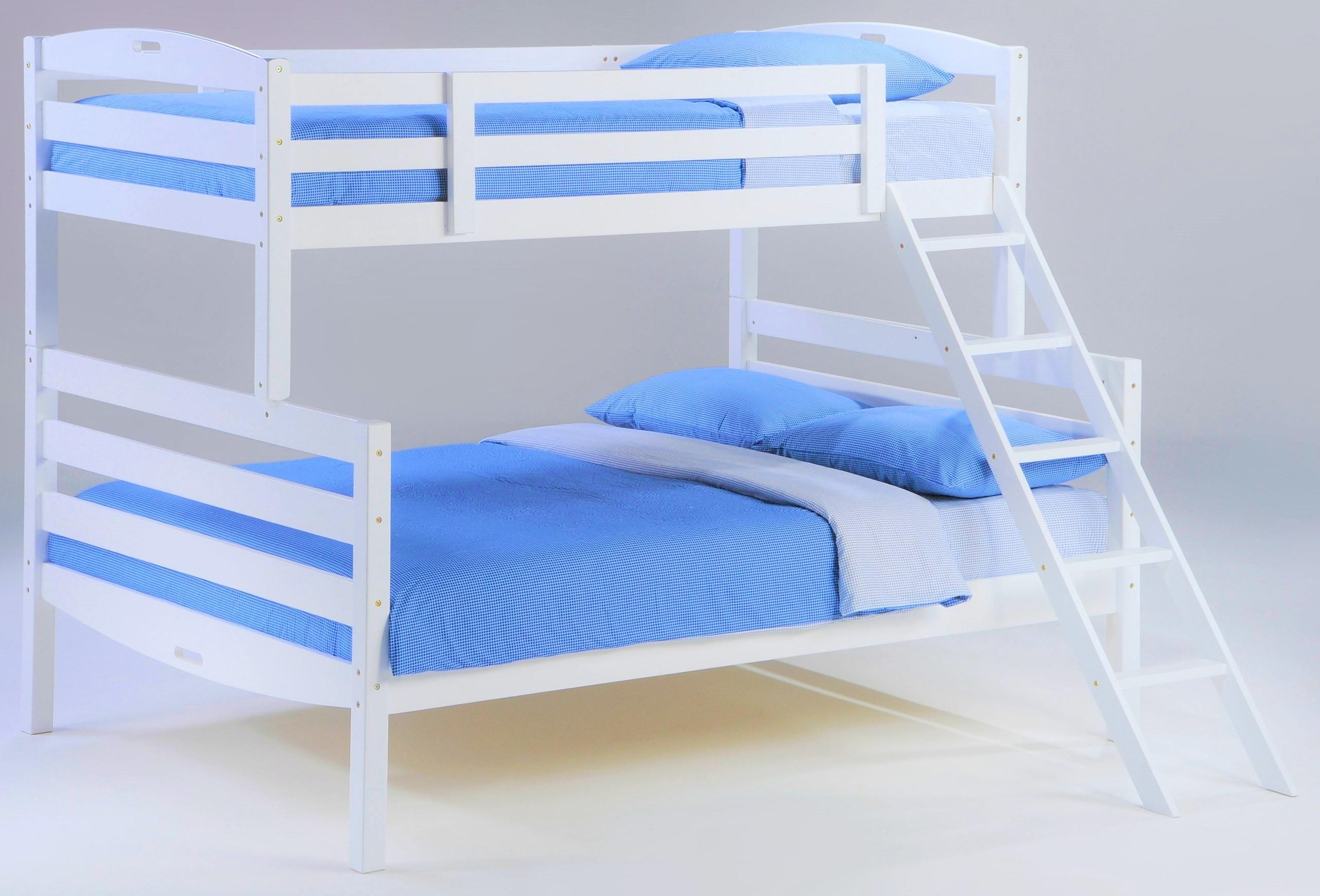 Picture of: Night Day Furniture Zest Twin Full Bunkbed Homeworld Furniture Bunk Beds