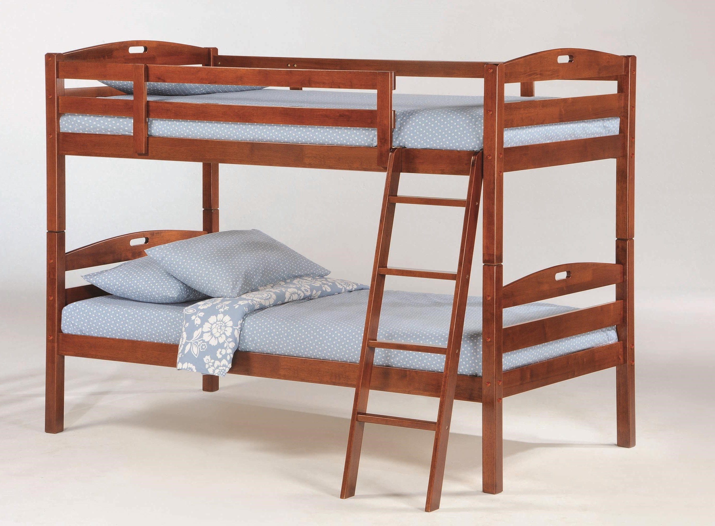 Zest Twin/Twin Bunkbed by Night & Day Furniture at HomeWorld Furniture