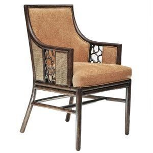 C.S. Wo & Sons Greenwich Dining Arm Chair - Item Number: ANN26-110112