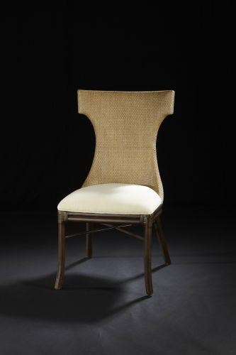 C.S. Wo & Sons Laura I Dining Side Chair - Item Number: JB25-10152
