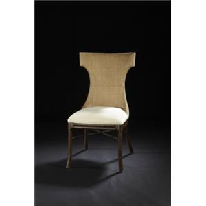 C.S. Wo & Sons Laura I Dining Side Chair