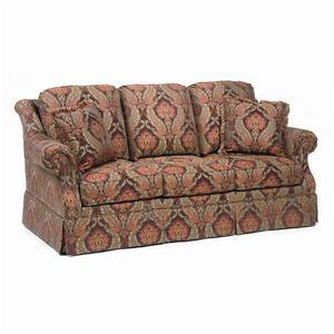 Paladin 1146 Stationary Skirted Sofa