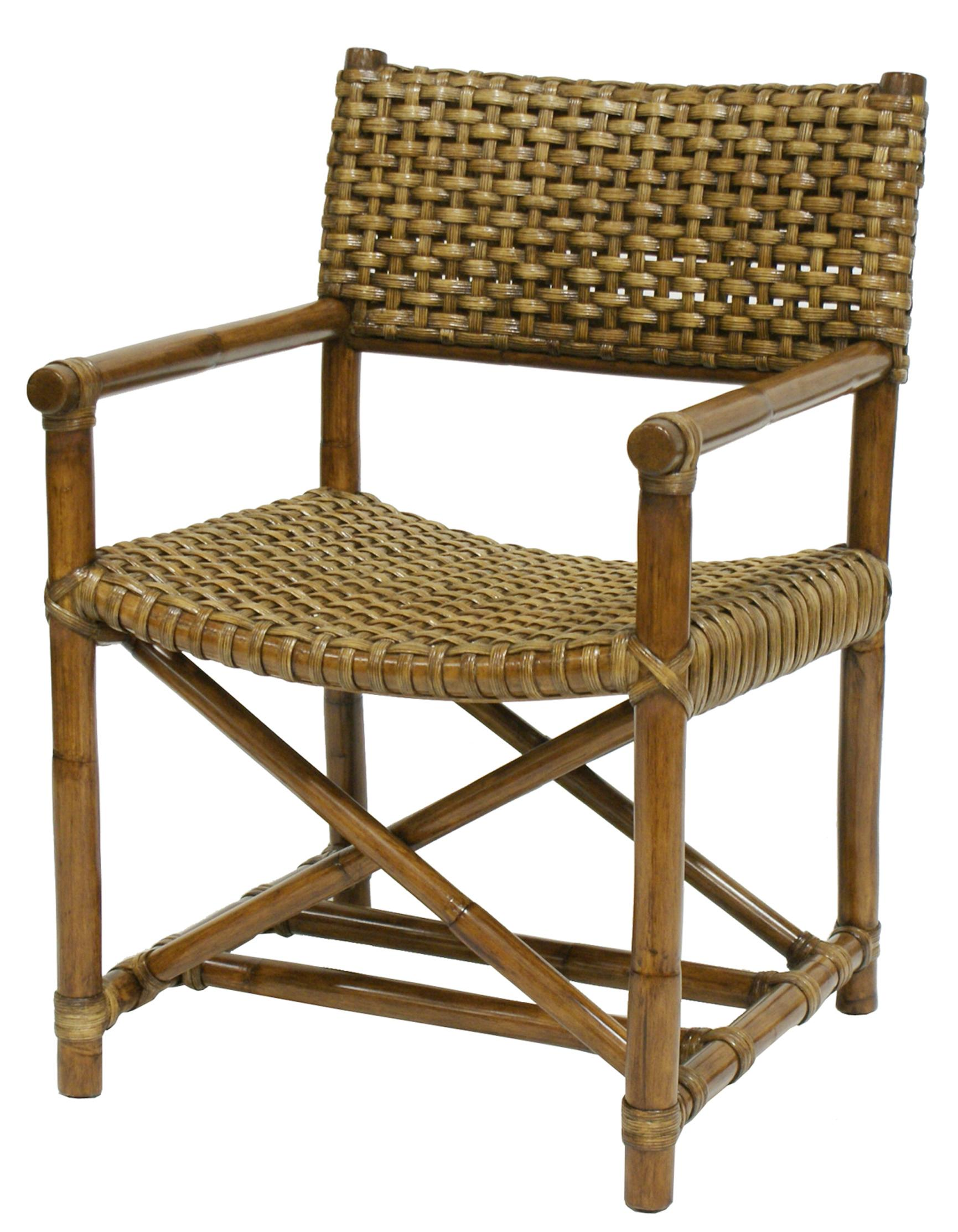 Palecek Accent Chairs By Palecek Woven Rattan Side Chair Sprintz