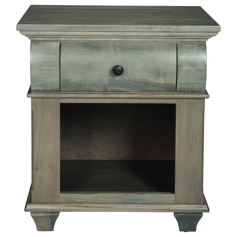 Bartletts Island Night Stand by Palettes at Virginia Furniture Market