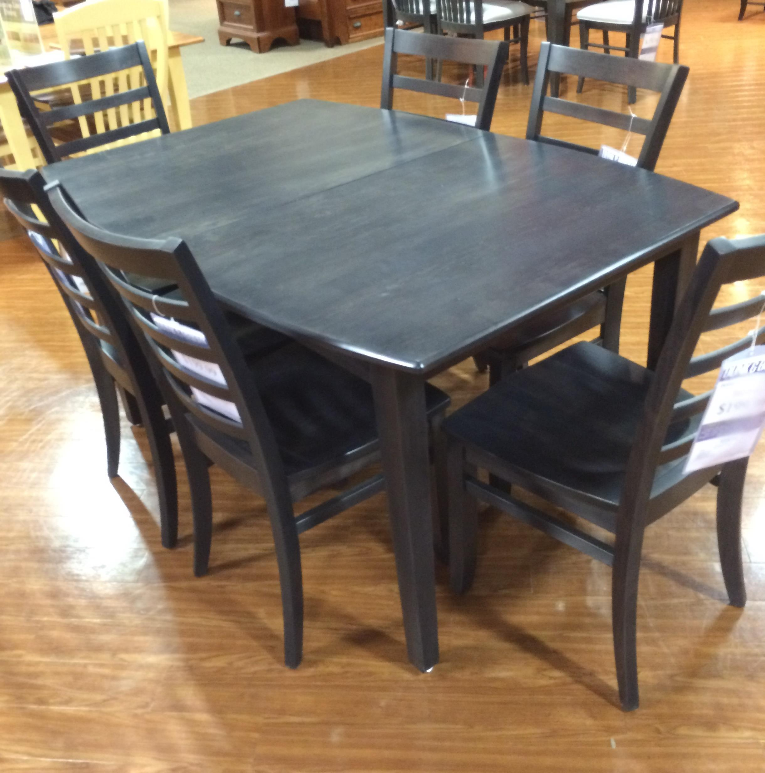 Palettes By Winesburg Charcoal Custom Boat Table   Item Number: LITE4058G1 M