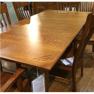 Palettes by Winesburg Classic Shaker Custom Table