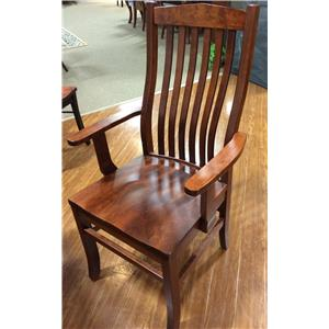 Palettes by Winesburg Classic Shaker Custom Classic Shaker Chair