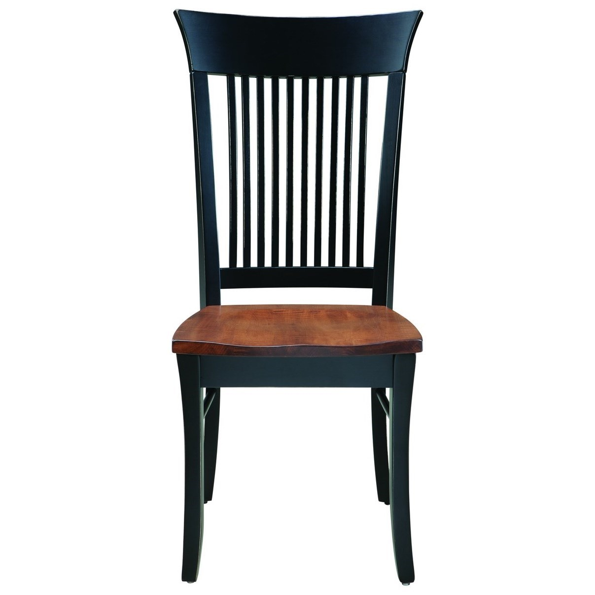 Expressions Contempo Side Chair by Palettes by Winesburg at Dinette Depot