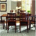 Palettes by Winesburg Lance  Customizable Drop-Leaf Table - Item Number: 4230DL2 L6 EH