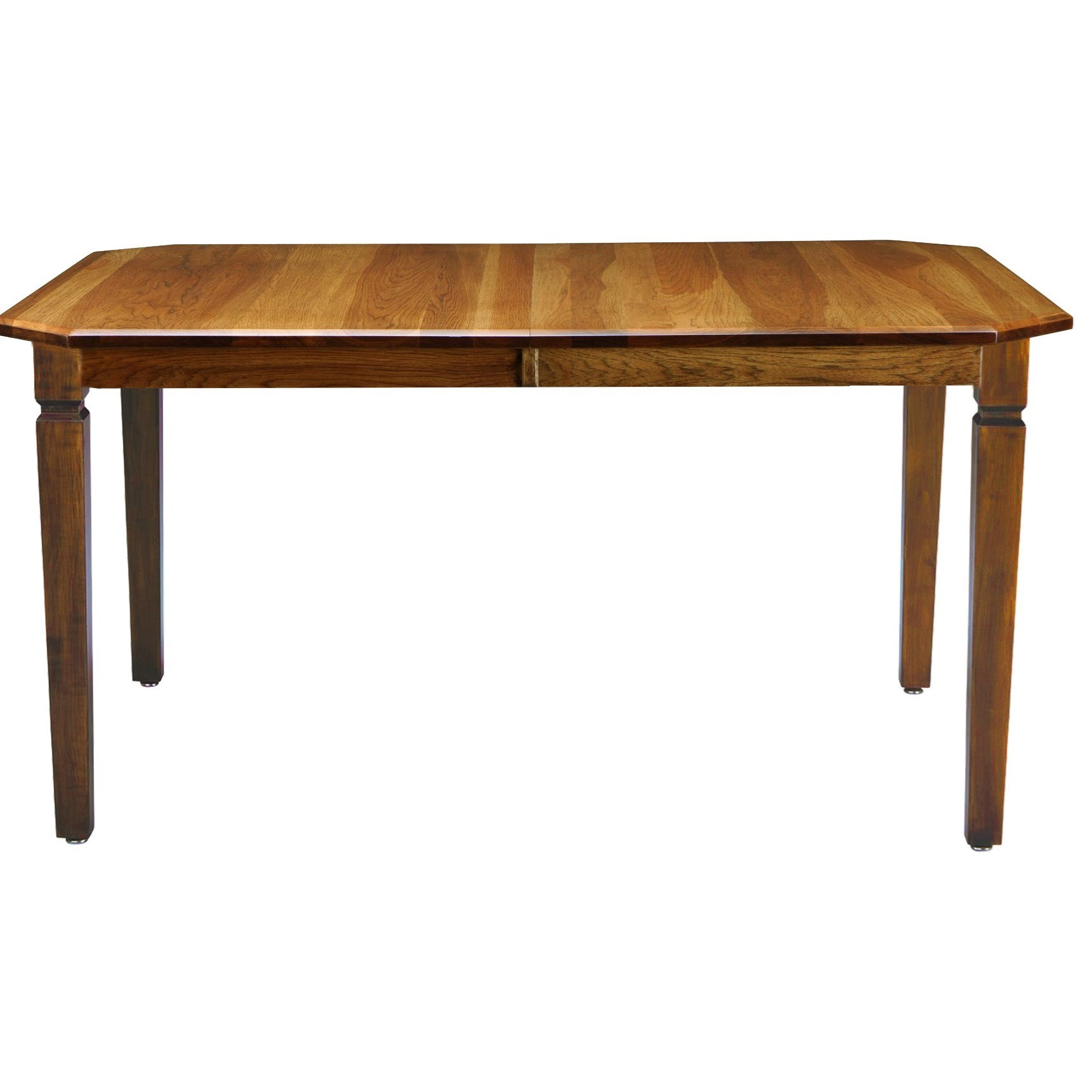 Lifestyles Lite Dining Clipped Corner Table - Laminate Top by Palettes by Winesburg at Dinette Depot