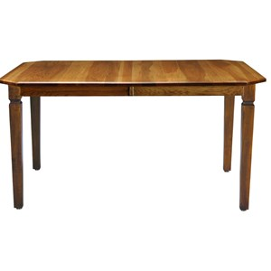 Clipped Corner Table - Laminate Top