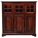 Palettes by Winesburg New England Door Cabinet - Item Number: NEN-CAB