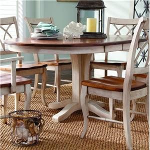 Palettes by Winesburg Adams Customizable Table