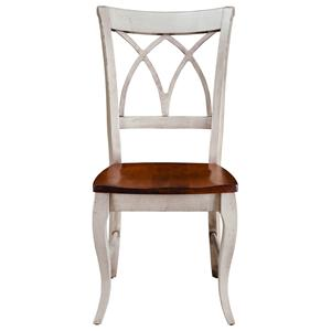 Palettes by Winesburg Adams Customizable Chair