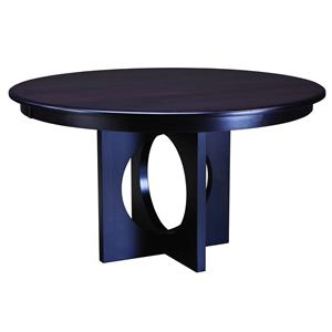 Palettes by Winesburg Single Metro Customizable Dining Table