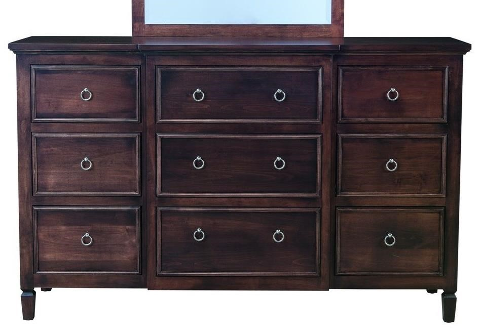 Vineyard Haven Dresser by Palettes by Winesburg at Dinette Depot