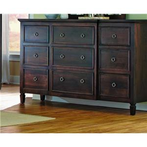 Palettes by Winesburg Vineyard Haven Dresser